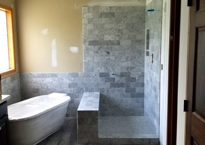 Tile Contractors Lenexa Ks Bathroom 15