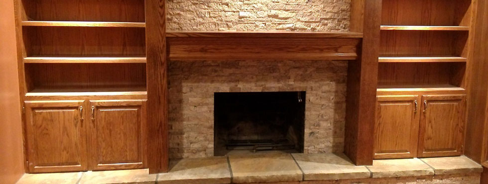 Tile Contractors Lenexa Ks Fireplace 2
